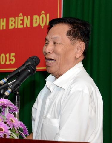 Nhà văn- Doanh nhân- cựu sỹ quan Không quân nổi tiếng Lê Thành Chơn qua đời ảnh 2