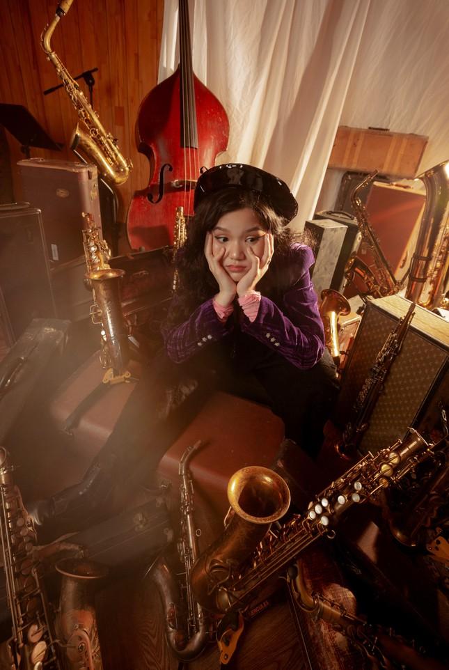 An Trần Saxophone – Nữ nghệ sĩ đầy triển vọng của nghệ thuật Việt Nam ảnh 1
