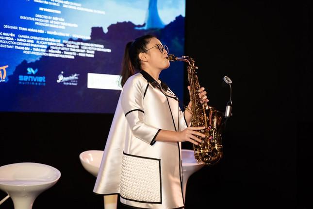 An Trần Saxophone – Nữ nghệ sĩ đầy triển vọng của nghệ thuật Việt Nam ảnh 4