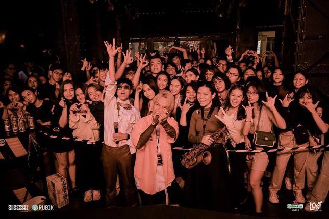 An Trần Saxophone – Nữ nghệ sĩ đầy triển vọng của nghệ thuật Việt Nam ảnh 5