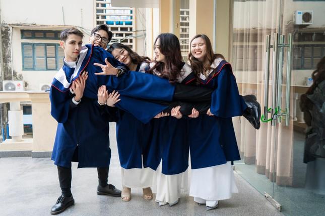 Rufino Aybar: Chân dung 'học bá' của khoa Luật Học viện Ngoại giao ảnh 6