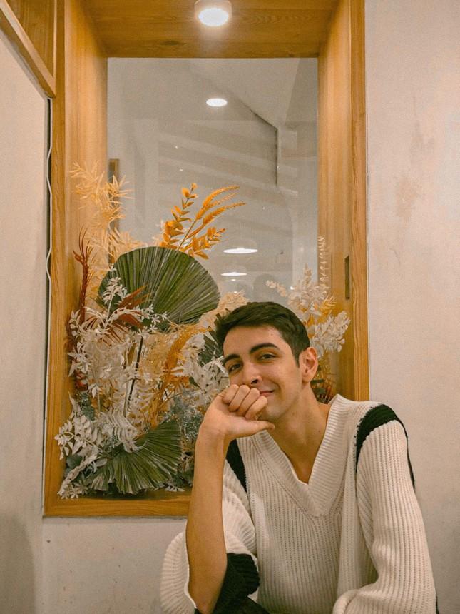 Rufino Aybar: Chân dung 'học bá' của khoa Luật Học viện Ngoại giao ảnh 2