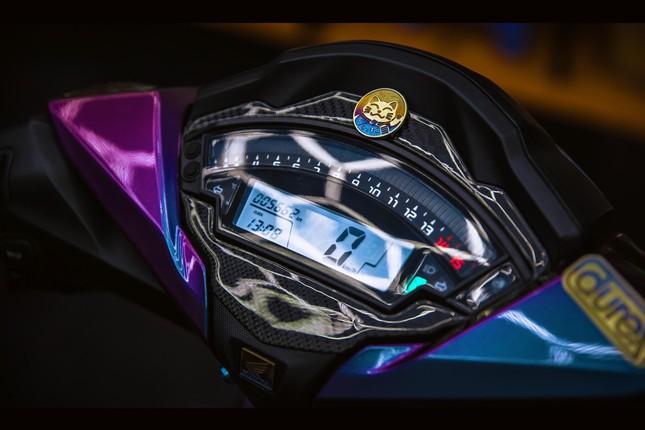Honda Winner gắn loạt đồ chơi hàng hiệu của biker Đà Nẵng ảnh 5