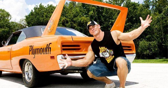 Loạt xe ấn tượng của dàn diễn viên chính 'Fast and Furious 9' ảnh 12