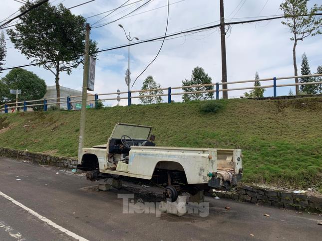 Ba chiếc Land Rover đời cổ của chàng kỹ sư tại Lâm Đồng ảnh 8