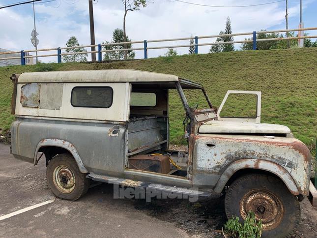 Ba chiếc Land Rover đời cổ của chàng kỹ sư tại Lâm Đồng ảnh 9