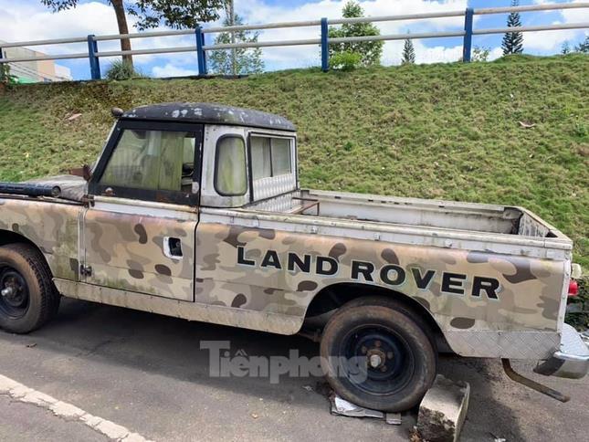 Ba chiếc Land Rover đời cổ của chàng kỹ sư tại Lâm Đồng ảnh 3