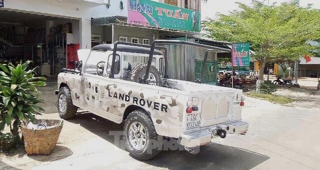 Ba chiếc Land Rover đời cổ của chàng kỹ sư tại Lâm Đồng ảnh 6