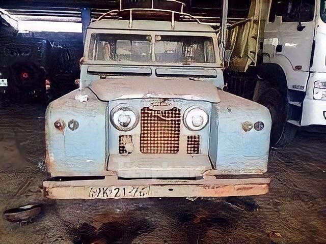 Ba chiếc Land Rover đời cổ của chàng kỹ sư tại Lâm Đồng ảnh 4