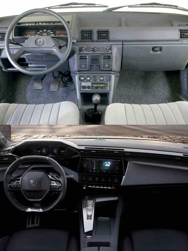 Nội thất của các mẫu xe nổi tiếng thay đổi ra sao qua 40 năm? ảnh 6