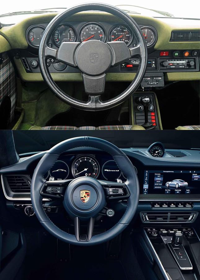 Nội thất của các mẫu xe nổi tiếng thay đổi ra sao qua 40 năm? ảnh 7
