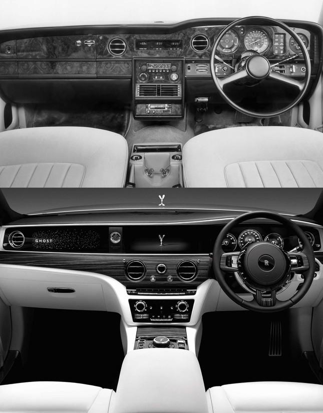Nội thất của các mẫu xe nổi tiếng thay đổi ra sao qua 40 năm? ảnh 8