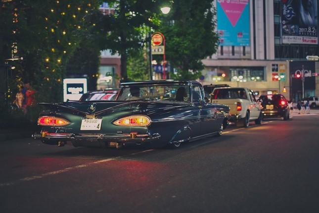 Dân chơi xế cổ độ Chevrolet Impala 'nhún nhảy' ảnh 3