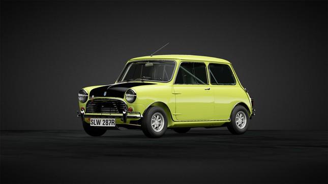 Tái hiện Mini Cooper phong cách Mr Bean tại Bến Tre ảnh 3