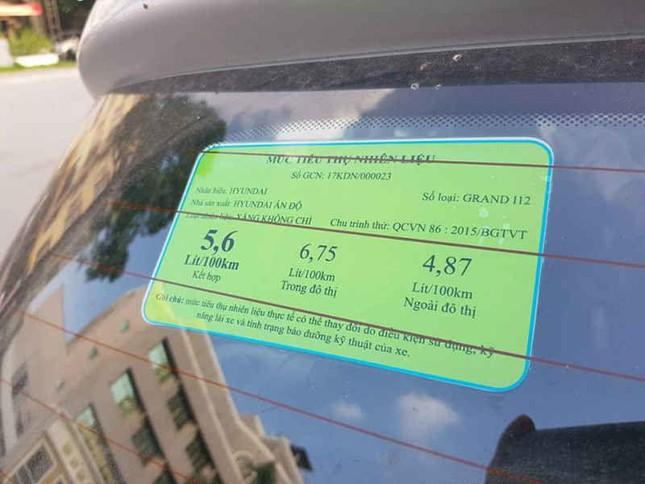 Thông số kỹ thuật của xe nên hiểu thế nào cho đúng? ảnh 2