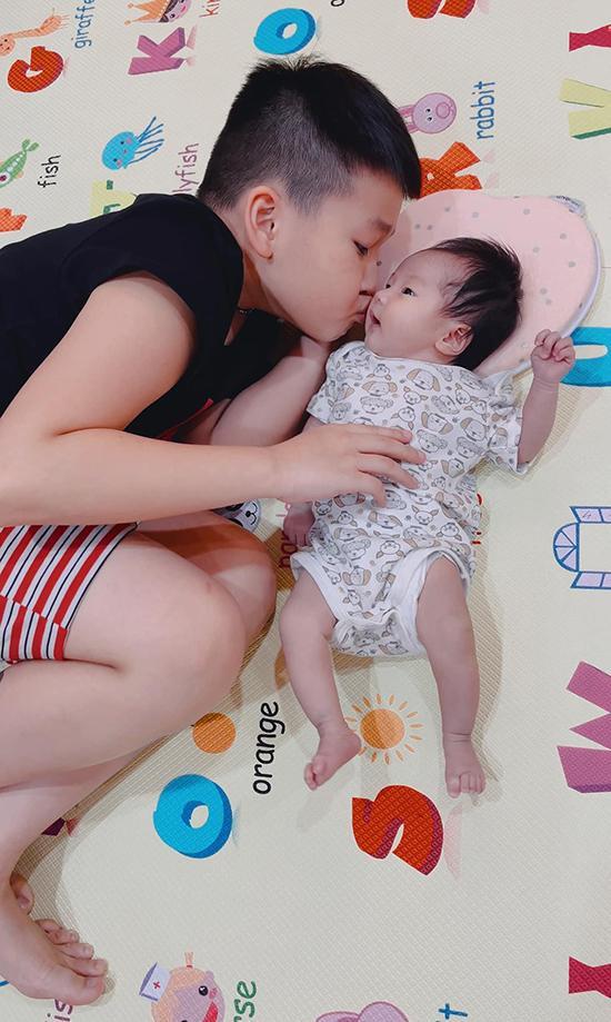 Lý do khiến chồng Bảo Thanh bỏ công việc ổn định làm quản lý cho vợ ảnh 2