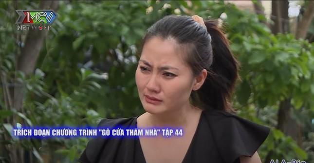 Ngọc Lan lên tiếng khi bị nhận xét 'khóc lố' trên sóng truyền hình ảnh 4