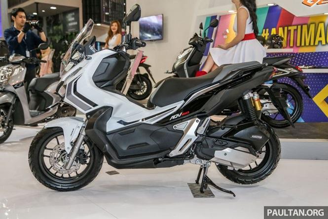 Honda ADV 150 ra mắt tại Indonesia, giá từ 56 triệu đồng - ảnh 2