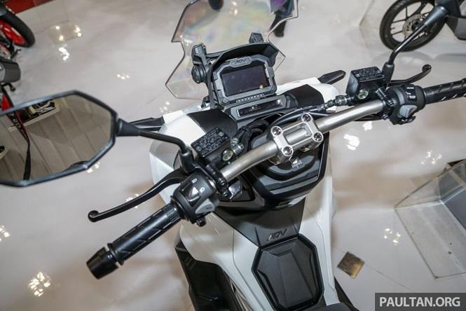 Honda ADV 150 ra mắt tại Indonesia, giá từ 56 triệu đồng - ảnh 5