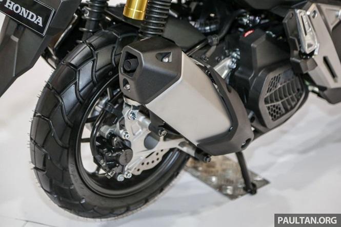 Honda ADV 150 ra mắt tại Indonesia, giá từ 56 triệu đồng - ảnh 7