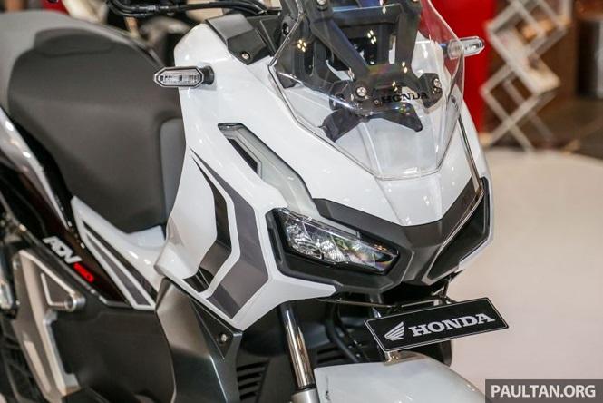 Honda ADV 150 ra mắt tại Indonesia, giá từ 56 triệu đồng - ảnh 4