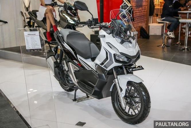 Honda ADV 150 ra mắt tại Indonesia, giá từ 56 triệu đồng - ảnh 1