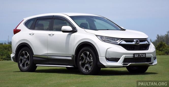 Honda CR-V tiếp tục bị triệu hồi vì lỗi cần số tại Malaysia - ảnh 1