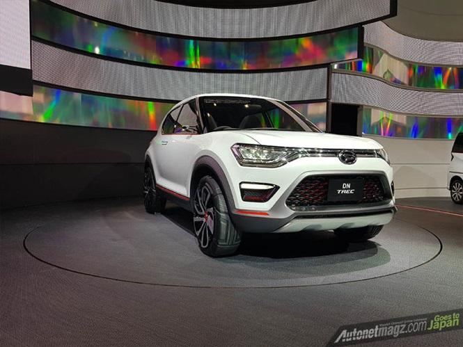 Toyota sắp tung ra SUV cỡ nhỏ giá từ 392 triệu đồng? - ảnh 1