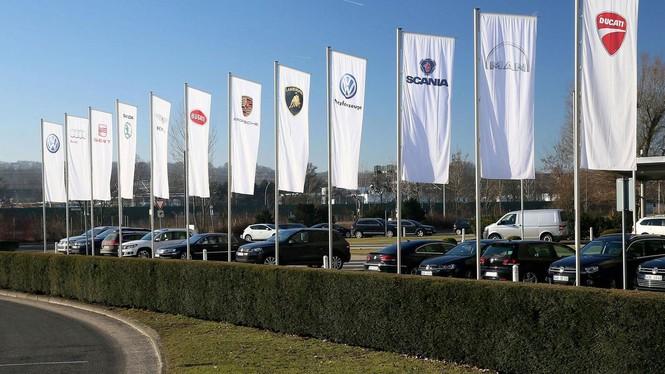 Các nhà sản xuất ôtô lớn đang sở hữu thương hiệu nào? - ảnh 11