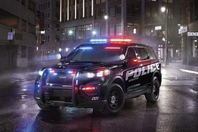 Lịch sử của những chiếc xe cảnh sát 'siêu ngầu' tại Mỹ - ảnh 9