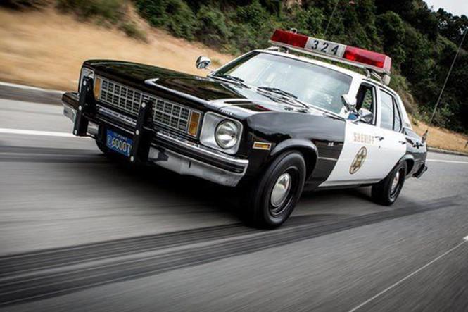 Lịch sử của những chiếc xe cảnh sát 'siêu ngầu' tại Mỹ - ảnh 5