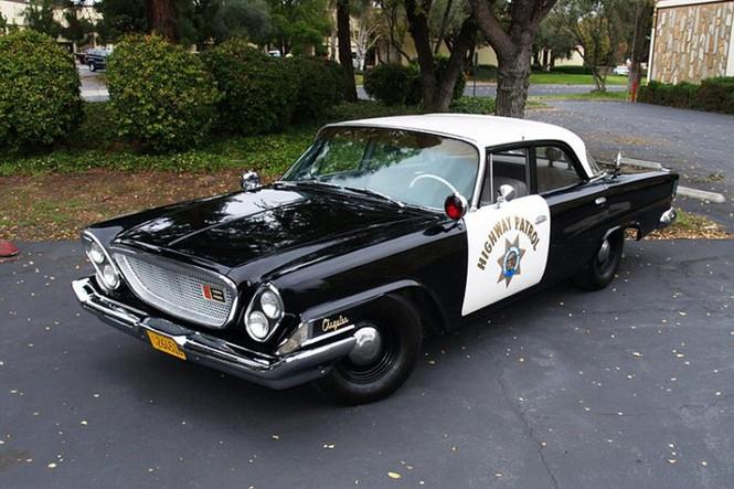 Lịch sử của những chiếc xe cảnh sát 'siêu ngầu' tại Mỹ - ảnh 2