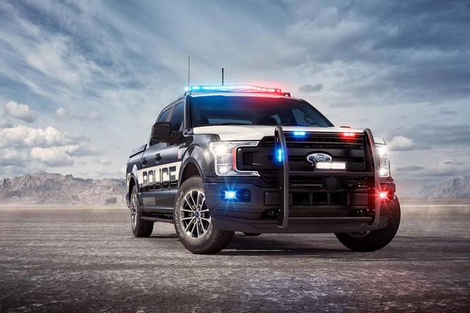 Lịch sử của những chiếc xe cảnh sát 'siêu ngầu' tại Mỹ - ảnh 10