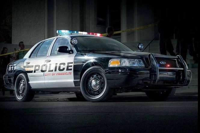 Lịch sử của những chiếc xe cảnh sát 'siêu ngầu' tại Mỹ - ảnh 7