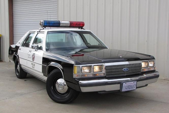 Lịch sử của những chiếc xe cảnh sát 'siêu ngầu' tại Mỹ - ảnh 4