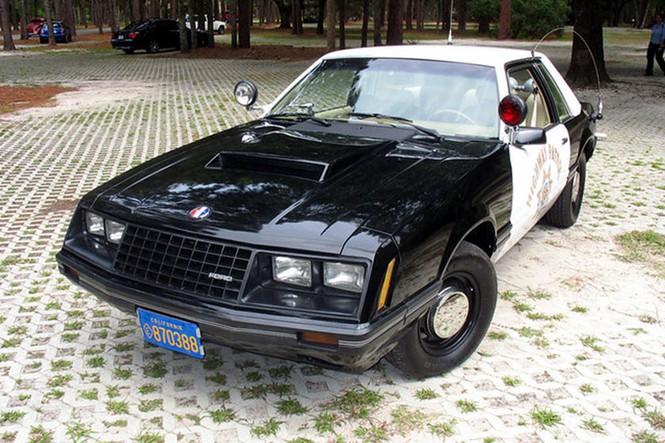 Lịch sử của những chiếc xe cảnh sát 'siêu ngầu' tại Mỹ - ảnh 6