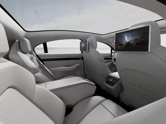 Sony dự định nhảy vào thị trường ôtô? - ảnh 3