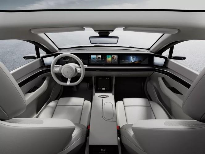 Sony dự định nhảy vào thị trường ôtô? - ảnh 4