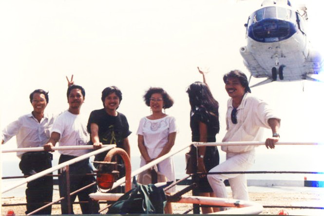 'Nữ hoàng phòng trà' nhớ về NSND Y Moan và nhạc sĩ Trần Tiến với nhóm Du ca đồng đội - ảnh 2