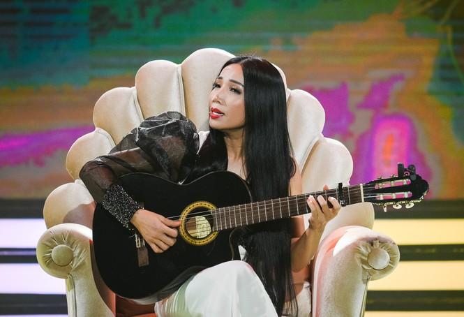 'Nữ hoàng phòng trà' nhớ về NSND Y Moan và nhạc sĩ Trần Tiến với nhóm Du ca đồng đội - ảnh 3