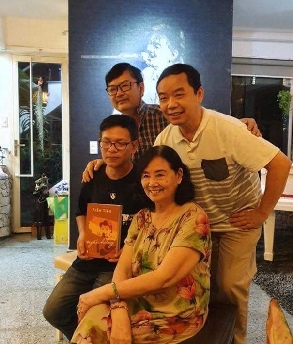 Vợ chia sẻ về sức khoẻ của nhạc sĩ Trần Tiến, trân trọng tình cảm của người hâm mộ - ảnh 2