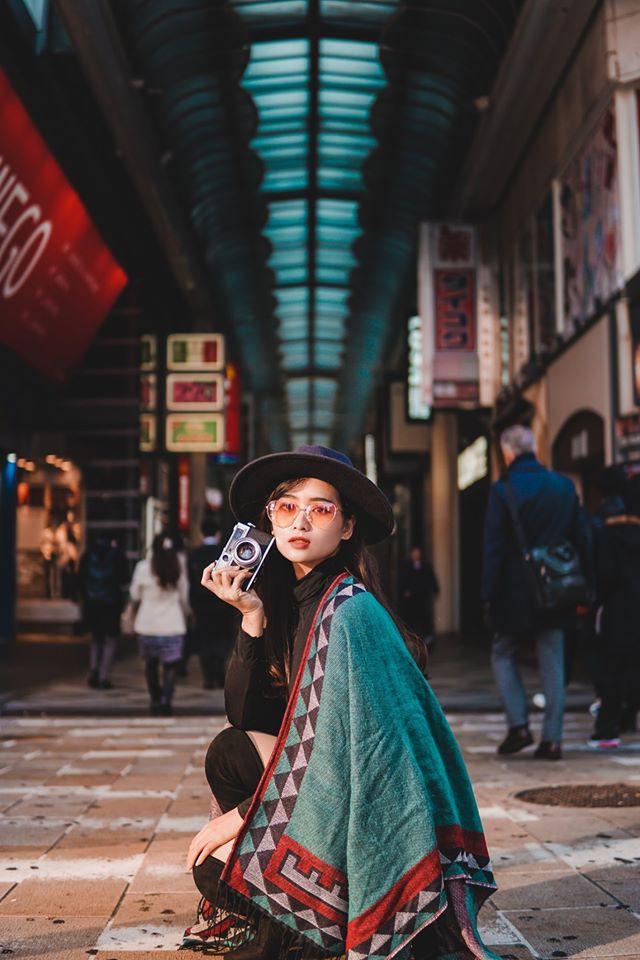 Nữ sinh Răng Hàm Mặt trở thành Travel Blogger nổi tiếng - ảnh 7