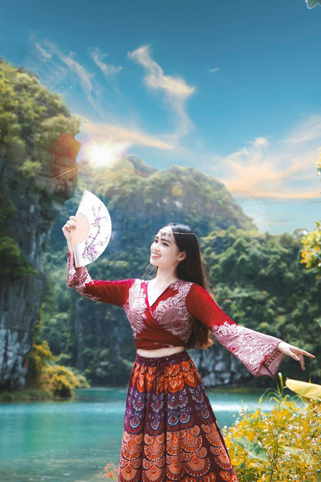 Nữ sinh Răng Hàm Mặt trở thành Travel Blogger nổi tiếng - ảnh 9