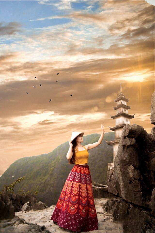 Nữ sinh Răng Hàm Mặt trở thành Travel Blogger nổi tiếng - ảnh 17