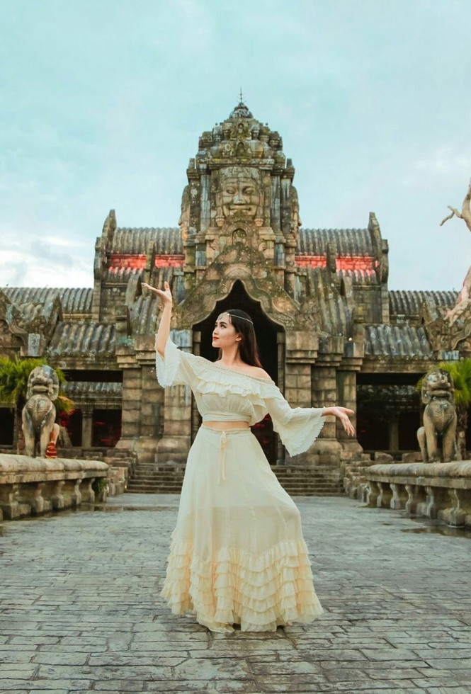 Nữ sinh Răng Hàm Mặt trở thành Travel Blogger nổi tiếng - ảnh 4