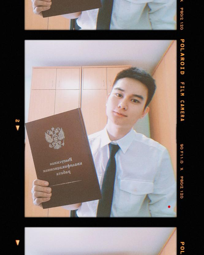 Lò Pa Panh – Chàng trai cử nhân Luật yêu âm nhạc. - ảnh 2