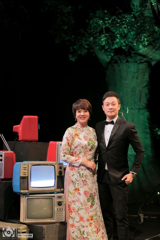 Bật mí về 'bà mối' cho MC Diễm Quỳnh và Anh Tuấn thuở mới vào đài truyền hình - ảnh 3