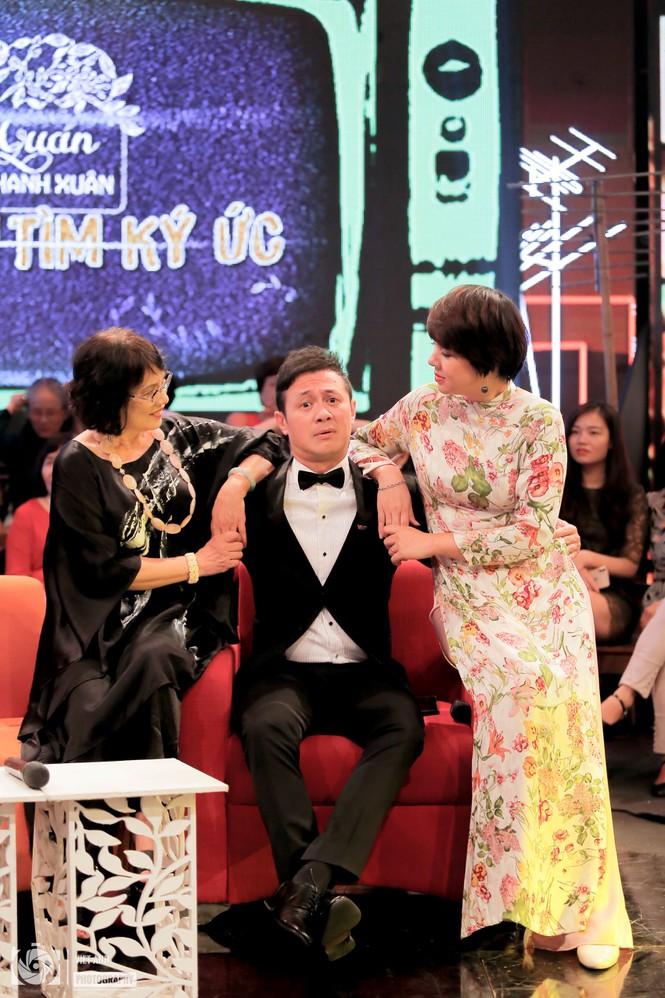 Bật mí về 'bà mối' cho MC Diễm Quỳnh và Anh Tuấn thuở mới vào đài truyền hình - ảnh 1