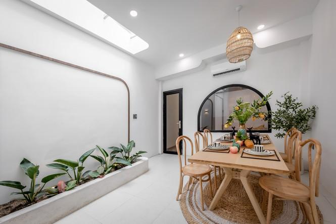 Chiêm ngưỡng ngôi nhà có thiết kế độc đáo ở vùng quê miền Tây - ảnh 4