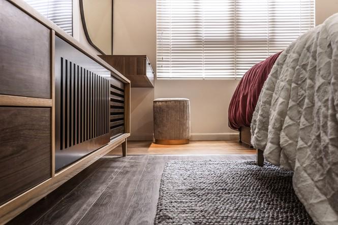 Căn chung cư đẹp cuốn hút của vợ chồng trẻ Hà Nội - ảnh 11